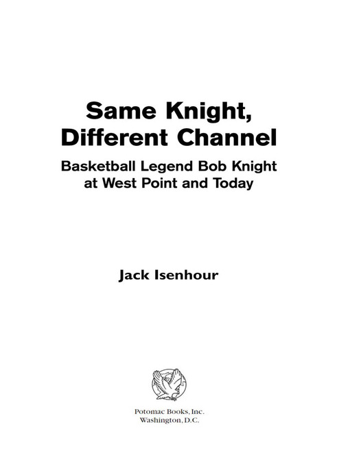 Title details for Same Knight, Different Channel by Jack Isenhour - Available