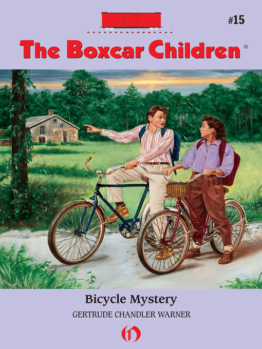 Title details for Bicycle Mystery by Gertrude  C. Warner - Available