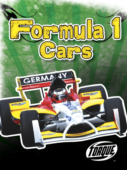 Title details for Formula 1 Cars by Denny Von Finn - Available