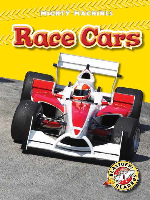 Title details for Race Cars by Derek Zobel - Available