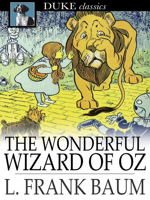 Title details for The Wonderful Wizard of Oz by L. Frank Baum - Wait list