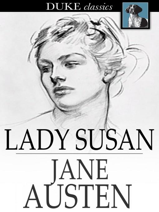 Title details for Lady Susan by Jane Austen - Wait list