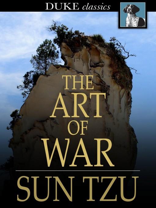 Title details for The Art of War by Sun Tzu - Wait list