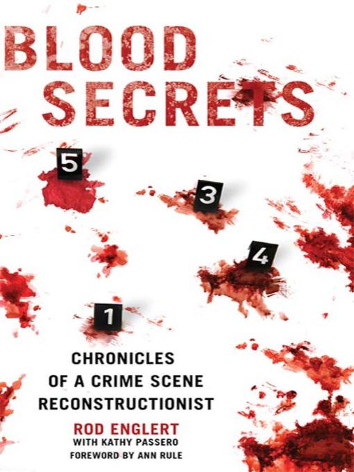 Title details for Blood Secrets by Rod Englert - Wait list