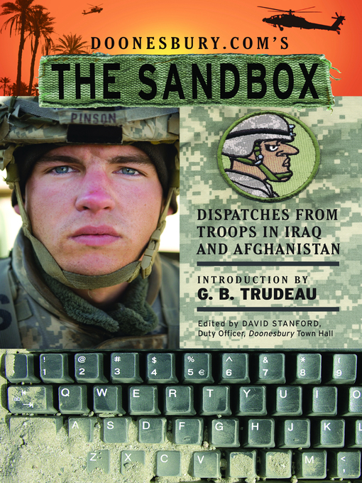 Title details for Doonesbury.com's The Sandbox by G. B. Trudeau - Available