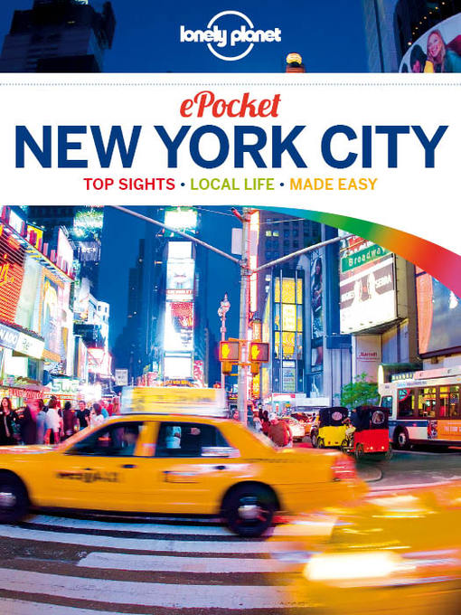 Title details for Pocket New York City Travel Guide by Lonely Planet - Available