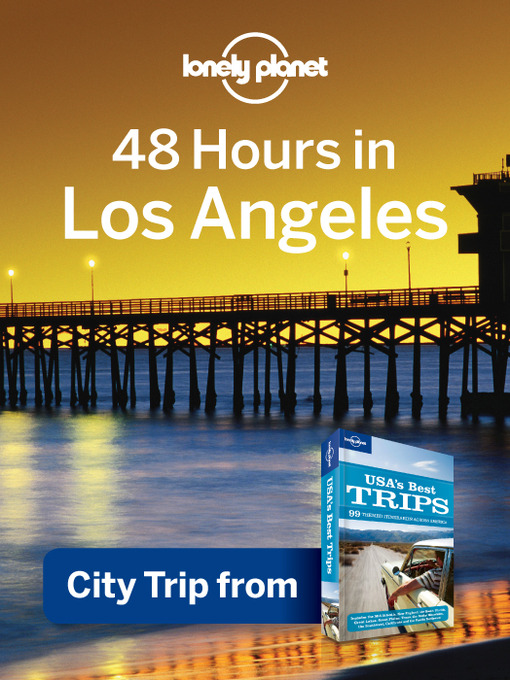 Title details for 48 Hours in Los Angeles by Lonely Planet - Wait list