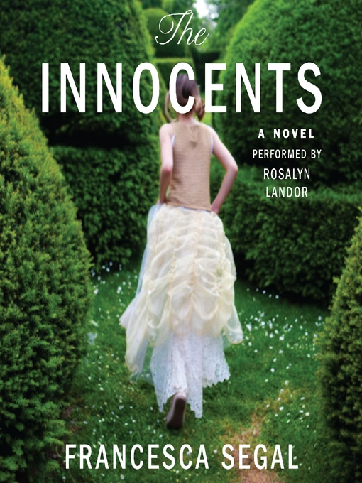 Title details for The Innocents by Francesca Segal - Available