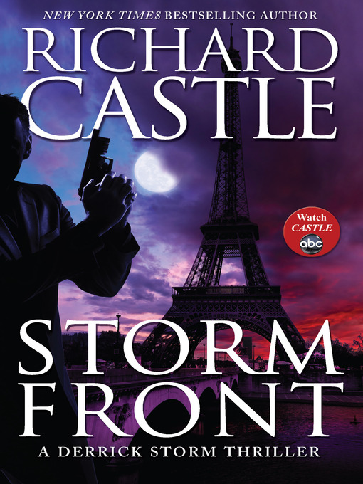 Title details for Storm Front by Richard Castle - Wait list