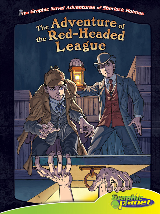 Title details for Adventure of the Red-Headed League by Vincent Goodwin - Available
