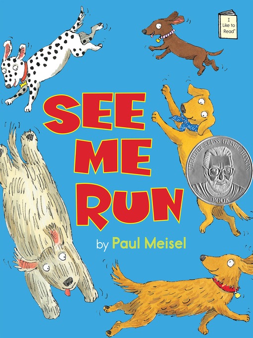Title details for See Me Run by Paul Meisel - Wait list