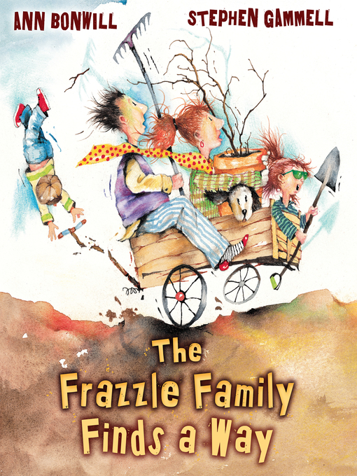 Title details for The Frazzle Family Finds a Way by Ann Bonwill - Available
