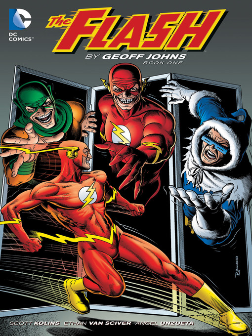 The Flash By Geoff Johns, Book 1