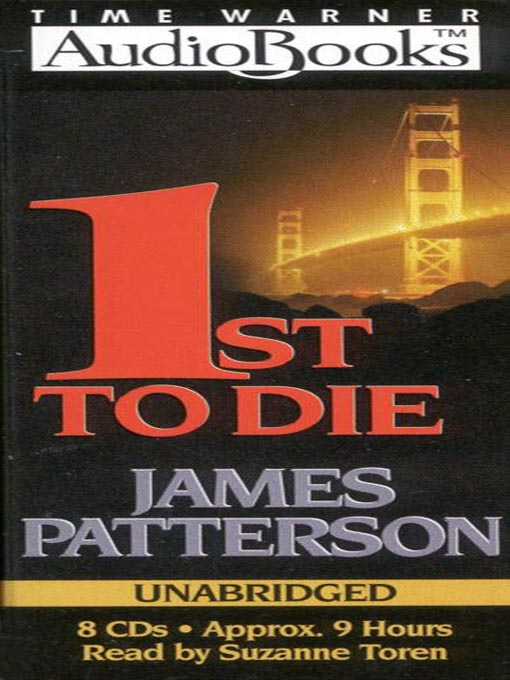 Title details for 1st to Die by James Patterson - Available