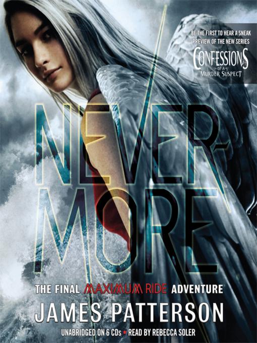 Title details for Nevermore by James Patterson - Wait list