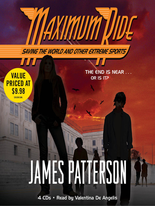 Title details for Saving the World and Other Extreme Sports by James Patterson - Available