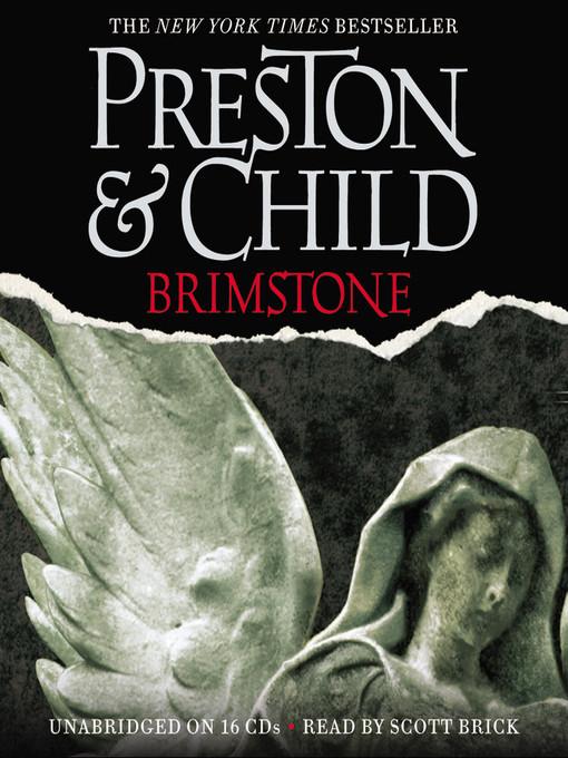 Title details for Brimstone by Douglas Preston - Wait list