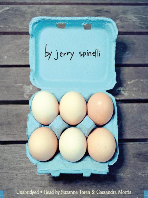 Title details for Eggs by Jerry Spinelli - Wait list