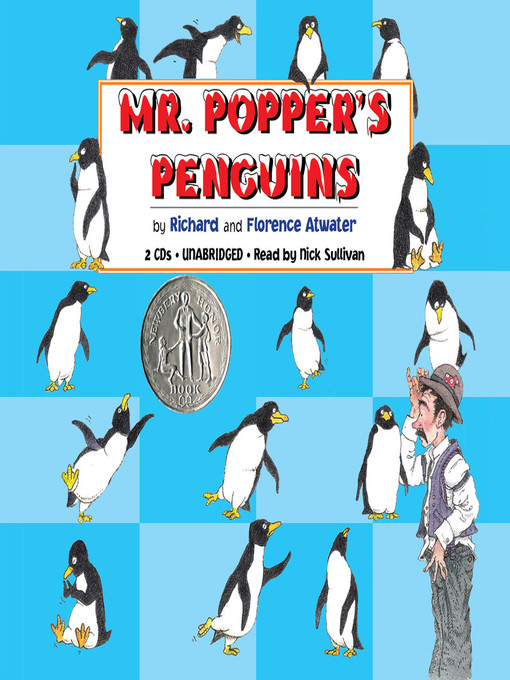 Title details for Mr. Popper's Penguins by Richard Atwater - Wait list