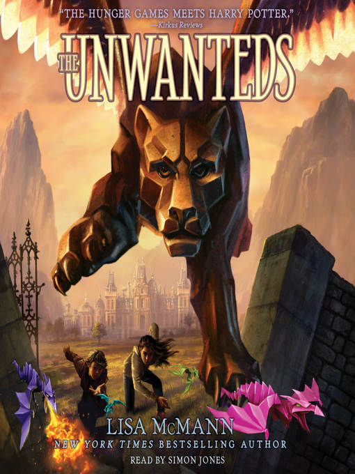 Title details for The Unwanteds by Lisa McMann - Wait list