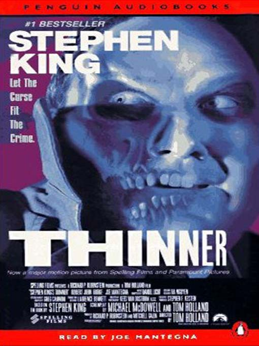 Title details for Thinner by Stephen King - Available