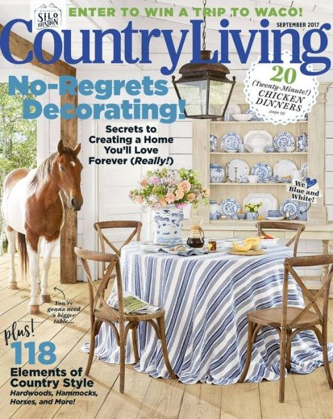 Title details for Country Living by Hearst - Available