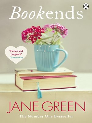 Bookends by Jane Green.                                              AVAILABLE eBook.