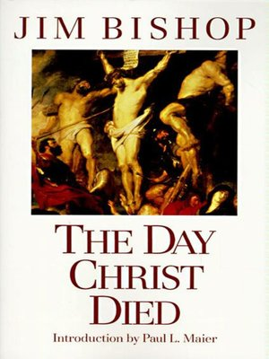 cover image for the day christ died