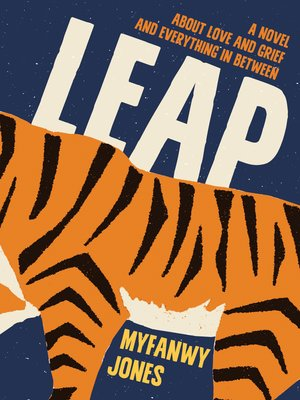 Leap by Myfanwy Jones.                                              AVAILABLE eBook.