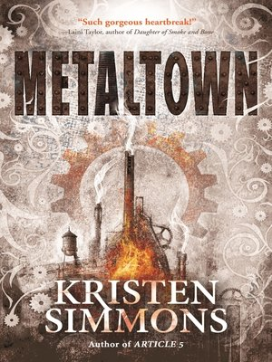 Cover image for Metaltown