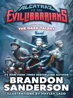 The Dark Talent by Brandon Sanderson.                                              AVAILABLE eBook.