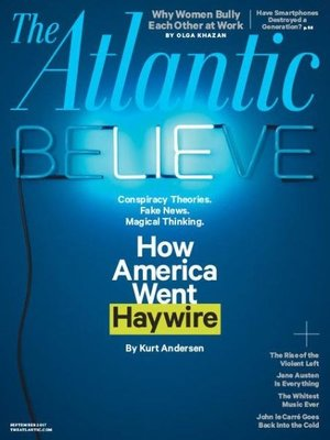 The Atlantic by The Atlantic Group.                                              AVAILABLE Periodicals.